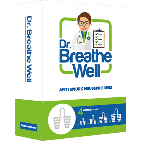 Dr. Breathe Well verpakking