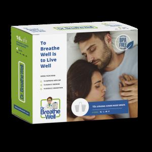 dr. breathe well stevige buisjes verpakking geen achtergrond met schaduw
